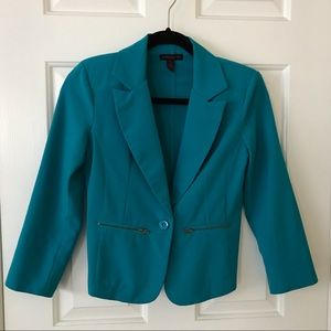 Material Girl fitted blazer- Size small